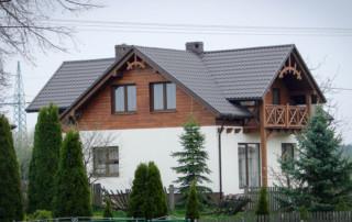 dom w Kępiu Zaleszańskim
