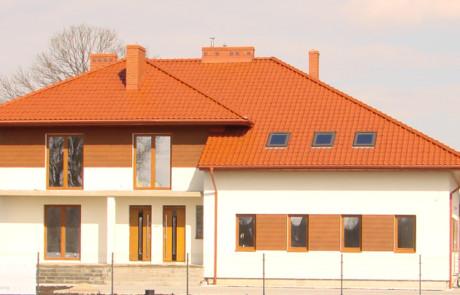 budynek usługowo-mieszkalny w Tarnobrzeg-Mokrzyszów