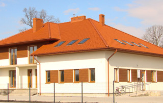 budynek mieszkalno-usługowy w Tarnobrzegu