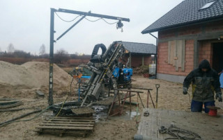 instalacja CO z pompąciepła w Tarnobrzegu