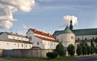 termomodernizacja Klasztoru Ojców Dominikanów w Gidlach
